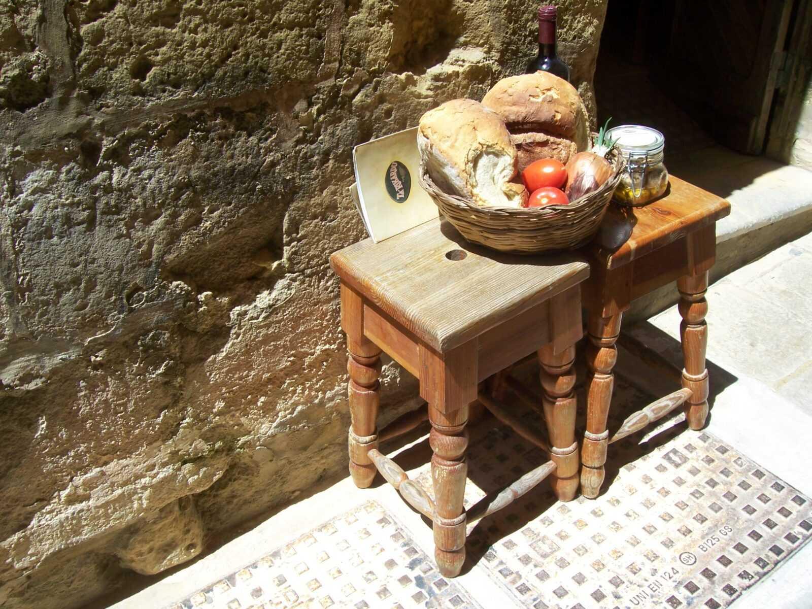 Essen und Trinken: Britisch, italienisch und eine Prise maltesisch