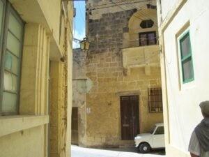 Altstadt Victoria bzw. Rabat, Gozo