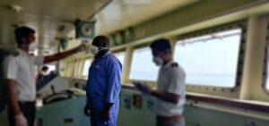 Corona Test on Gozo Ferry